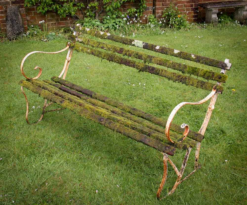 Jardinique Old Antique Garden Furniture
