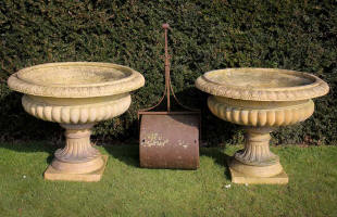 Jardinique Old Antique Garden Urns And Planters